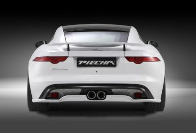 Piecha Design elabora la Jaguar F-Type V6