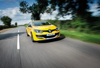 Renault Mégane RS 275 Trophy, la hot hatch dei piloti