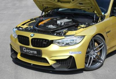 BMW M4 by G-Power: 560 Cv facili
