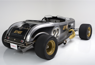"Dal 1932 con furore: Ford Roadster ""Double Down"""