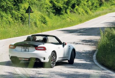Driven: Abarth 124 Spider