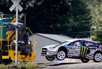Gymkhana Nine: Ken Block torna con la Ford Focus RS