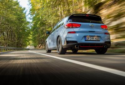 Hyundai i30 N, ecco come va l'anti-Golf GTI