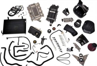 Ecco i ricambi aftermarket approvati Ford per RS, ST e Mustang