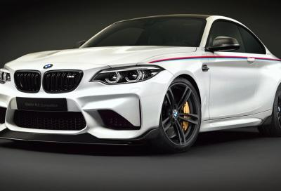 BMW M2 Competition in arrivo!