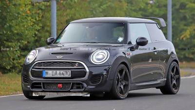 Scovata la Mini John Cooper Works GP 2019