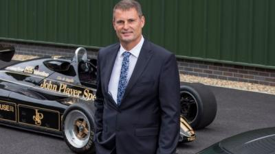 Lotus ha un nuovo CEO: Phil Popham