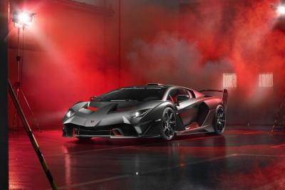 Nuova One off per Lamborghini: la SC18 Alston