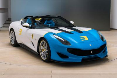 Ferrari F12 Tdf SP3 JC: nuova one-off di Maranello