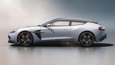 Aston ha venduto tutte le 99 Zagato Shooting Brake