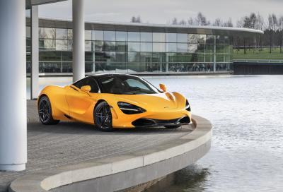 """McLaren 720 S Spa 68 Collection"""