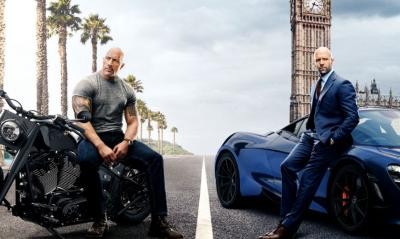 Fast&Furious - Hobbs & Shaw: il trailer ufficiale