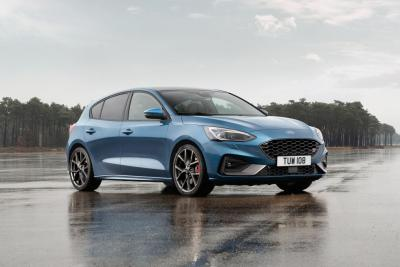 It's back! Ecco la nuova Ford Focus ST 2019
