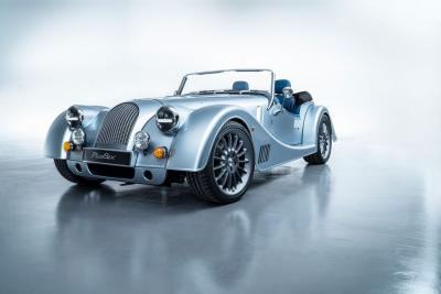 Morgan Plus Six: novità classica a Ginevra