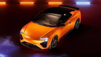 Gumpert introduce la Nathalie, una supercar a metanolo