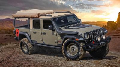 Jeep sfoggia sei concept per gli Easter Jeep Safari Days