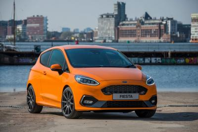 Ford presenta la Fiesta ST Performance Edition