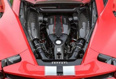 Il V8 Ferrari vince (di nuovo e di nuovo) l'International Engine of The Year