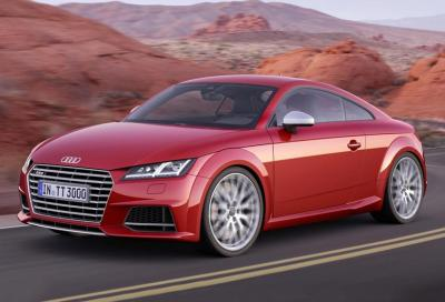 Addio all'Audi TT