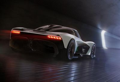Aston nomina la AM RB 003 Valhalla