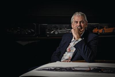 Gordon Murray e la sua hypercar T.50