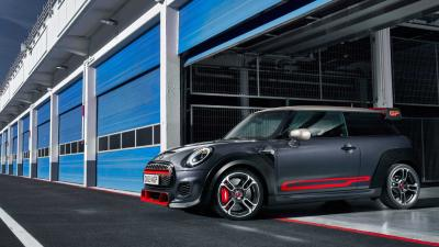 MINI John Cooper Works GP, debutto al Salone di Los Angeles