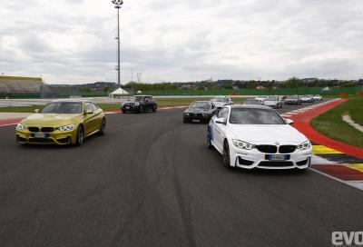 Il video del trackday di Misano - Video