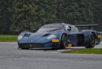 Video: al volante di un gioiello feroce, Maserati MC12 Versione Corse - Video