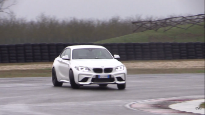 EVO Moments: di traverso con la M2 - Video