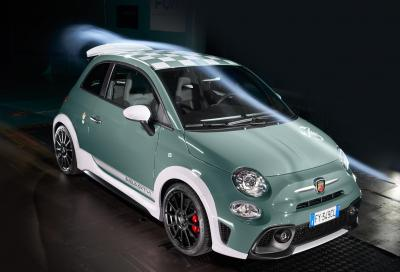 Nuova Abarth 695 70° Anniversario - Video
