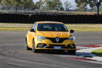EVO Moments: Renault Megane Trophy - Video