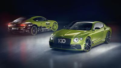 Bentley Continental GT Limited Edition: 15 esemplari per celebrare la Pikes Peak