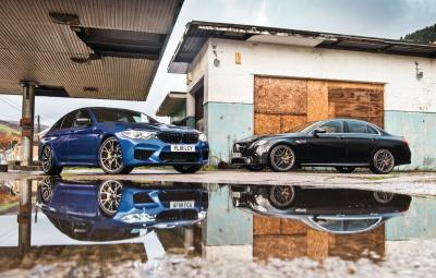 M5 vs AMG E63 S: esagerate?
