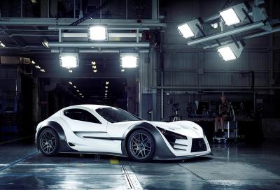 Felino CB7R, in arrivo la supercar made in Canada