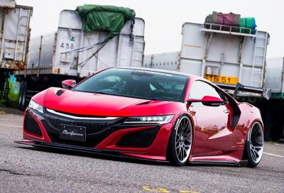 Honda Acura NSX by Liberty Walk