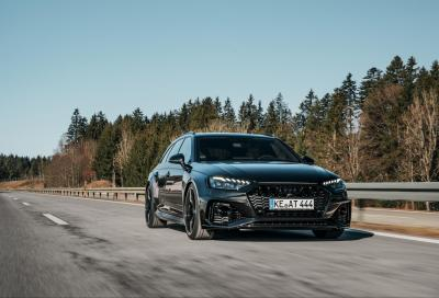 ABT Power S per Audi RS4