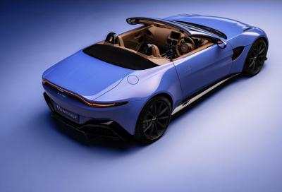 Aston Martin Vantage Roadster: la versione definitiva