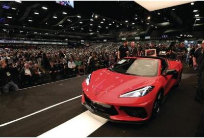 Il circo di Barrett-Jackson: le aste da urlo made in USA