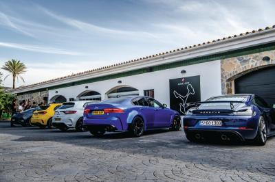 EVO CAR OF THE YEAR 2019: vi presentiamo le auto in competizione