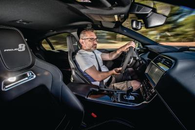 EVO CAR OF THE YEAR 2019 - IL GIUDIZIO DEI TESTER: JOHN BARKER