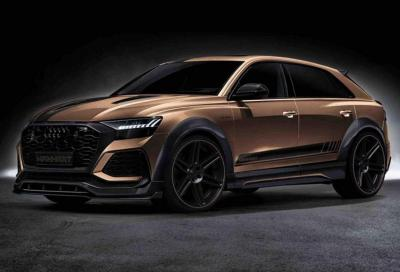 Audi RS Q8 Manhart RQ 900: 900 CV e 1.080 Nm