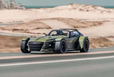 Donkervoort D8 GTO-JD70, la prima supersport 2G