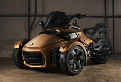 Officine GP Design: Bat.81 un sogno Can-Am a tre ruote