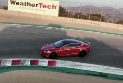 Tesla Model S Plaid: 1100 cavalli per uno 0-100 km/h in meno di 2 secondi