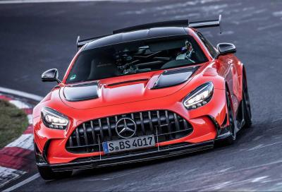 Mercedes-AMG GT Black Series: i fattori chiave del record al Ring