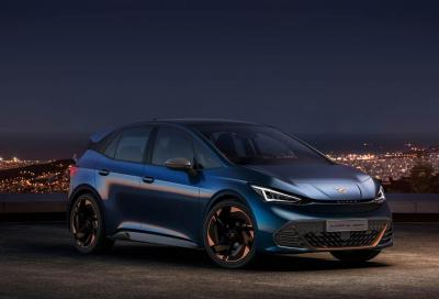 La Cupra El-Born ha il Turbo Boost come KITT di Supercar