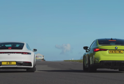 Porsche 911 Carrera vs BMW M4 Competition: il verdetto non è scontato