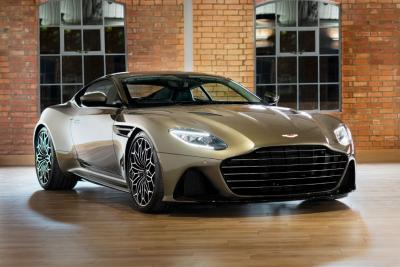 Aston Martin DBS Superleggera OHMSS 007 Edition
