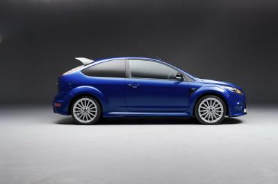 Mountune Ford Focus RS Mk2 cambio sequenziale