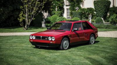 Lancia Delta S4 stradale for sale RM